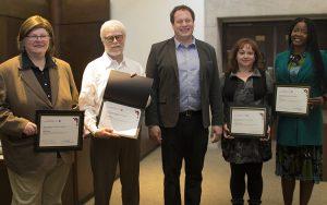 LAPS, Dean Awards, York University, 2019