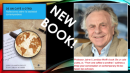 HESO Assoc. Prof. Jaime Llambias-Wolff and his new book (cover)